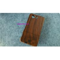 Sony Z3 Mini Cases Classic Retro Wood Phone Case Back Cover Genuine Natural Walnut Wood Phone Cover w/  Wholesale Price