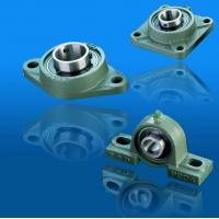 China UCP311 Pillow Block Bearings With Sheet Steel Housings For Machine Tool Spindles wholesale