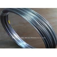 Buy cheap Bright Surface 316 Stainless Steel Wire Coil Hard Wire International Standards from wholesalers