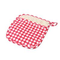 China Simple Modern Pure Cotton Hot Pad Holders Simple Modern Anti Scalding wholesale