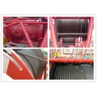 Buy cheap Large Capacity Hydraulic Pulling Winch / Hydraulic Overhead Hoisting Winch from wholesalers