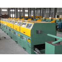 China 2 Wheel Barrow Wire Mesh Manufacturing Machine , Industrial Wire Processing Equipment wholesale
