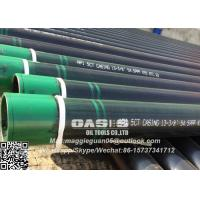 China Oasis API J55 Casing Pipe/ Oil Well Casing Pipe and tubing pipe wholesale