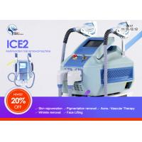 China IPL SHR SSR Beauty Machine For Hair Removal / Pigmentation Removal 300000 Shots wholesale