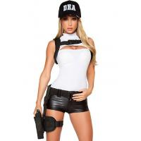 China Cop Prisoner Costumes Sexy DEA Damsel Halloween Costume Wholesale from Manufacturer Directly carnival Costumes on sale