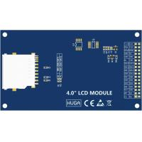 China Rgb 65K Color LCD Display Module 320x480 Resolution 3.95 Inch 16 Bit Parallel Interface on sale