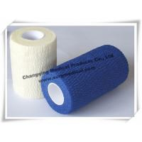 China Surgical Cotton Zinc Oxide Adhesive Plaster Tape Easy Tear For Medical / Sports wholesale