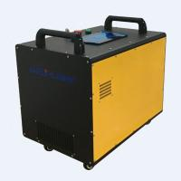 China Handheld 60W, 120W Laser Cleaning Removing Machine Metal Rust Oxide Painting Coating Removal wholesale