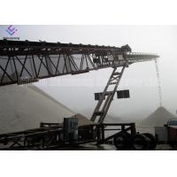 China Heavy Duty Mobile Conveyor Belt System With Large Conveying Capacity wholesale