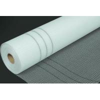 China 5 * 5mm 120g / M2 Adhesive Fiberglass Mesh For Wall Reinforcing wholesale