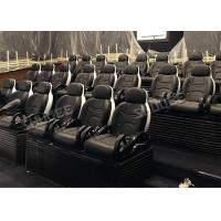China Multi Interesting Mobile 5D Cinema With Hydraulic Motion System wholesale