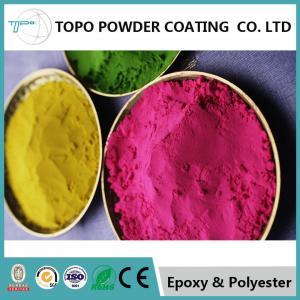 China Rebar Steel Epoxy Powder Coat Paint, RAL 1004 Powder Coating Corrosion Resistance on sale