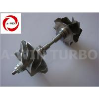 China Ford / Perkins Turbocharger Shaft ,Gt25 Turbine Shaft For Machinery Electric Power wholesale