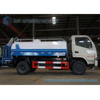 Dongfeng 2 cbm -3 cbm water tank Fire Fighting Vehicle , Jinka Cab 90hp