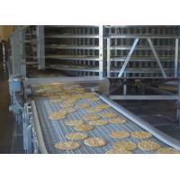 China Durable Arabic Bread Production Line of12000 Pieces Per Hour Capacity  With Industrial Proffer wholesale
