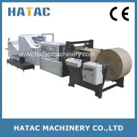 China High Speed Paper Bag Making Machine,Automatic Paper Bag Forming Machinery on sale