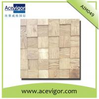 China Uneven surface mosaic tiles for wall decoration wholesale