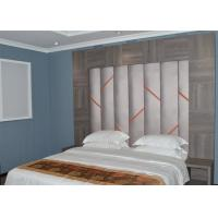 China Contemporary Hotel Furniture Formica Laminate Fireproof Panel Hotel Bedroom Set wholesale