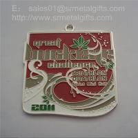 China Antique silver plated 3D embossed swimming medals, ready mold, antique silver sports medal wholesale