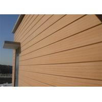 Buy cheap Sound-proof Wood Plastic Composite Indoor & Outdoor Wall Cladding from wholesalers