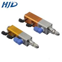 China Small Size  Fluid Dispensing Valves Lightweight Draw Back Glue  Valve on sale