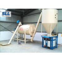 China Horizontal Mortar Mixing Equipment / Industrial Paddle Mixer High Efficiency wholesale