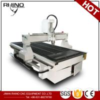 China High Precision CNC Router Machine For Wood , Yaskawa Servo Motor Industrial CNC Router wholesale