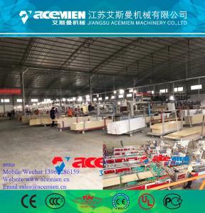 China PVC Profile extrusion line/pvc profile extrusion machine/pvc profile extruder wholesale