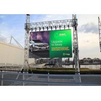 China Front / Rear Service Outdoor Rental LED Display High Brightness With CE Certification wholesale