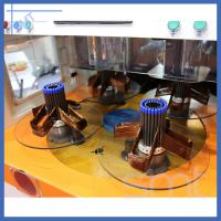 China Automatic Stator Coil Copper Wire Making Machine With Mitsubishi Servo Motor wholesale