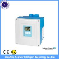 China Endress Hauser/ Ultrasonic water level sensor FMU90 transmitter/ bulk solids,liquid,oil level gauge sensor wholesale