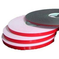 China High Temp Foam Tape High Performance Strong Internal Adhesion Strength Red Film on sale