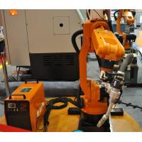 China High Efficiency Assembly Line Small Welding Industrial Robot , Installed On Floor wholesale