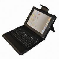 China Keyboard Cover for New iPad, Customized Logos are Accepted, 50pcs MOQ, Various Colors are Available wholesale