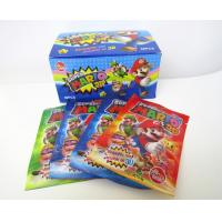 China Super Mario CC Stick Candy With Lovely 3D Super Mario Pictures Toy Candy wholesale