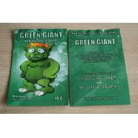 China Botanical Extract Spices Packaging Bags , Klimax Herbal Incense Zip Lock Plastic Bags wholesale