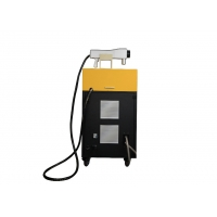 China Electric Fuel 350W Portable Laser Rust Removal Machine wholesale