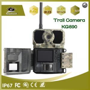 China 16MP 1080P hd digital video camera for hunting mms 3G trail camera wholesale