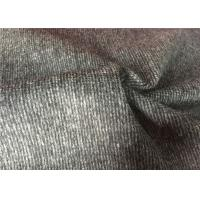 "China 57 / 58"" Comfortable Woven Wool Fabric Breathable For Garment Suit Coat wholesale"