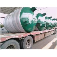 China 3000 Psi Compressed Air Receiver Tanks Pressure Vessel Stainless Steel Material wholesale