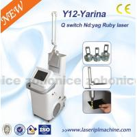 China Picosure Laser Tattoo Removal white standard Machine With Powerful Energy wholesale