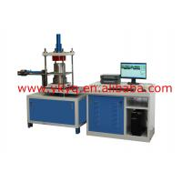 China STYE-2000K Double hydraulic Servo Deformation Shear United Testing Machine on sale