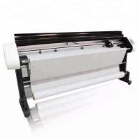 China High Quality Competitive Price Double Heads Inkjet Eco solvent Plotter on sale