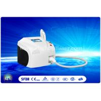 China Portable Lip / Beard IPL Hair Removal Machine And Pigment Therapy 1-50J/cm2 60Hz wholesale