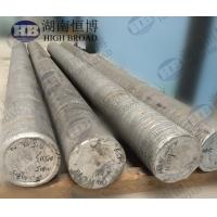 China Dissolving Magnesium Billet with High Tensil Strength , Yeild Strength wholesale