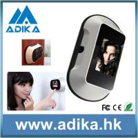 China Home Safes Peephole Systems ADK-T100 wholesale