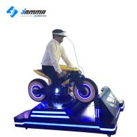 China Real Experience One Player VR Motorbike Driving Simulator Full 3D Audio And Effects wholesale