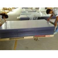 China 120x240cm PS rigid sheet 30LPI lens for Inkjet Printing 3D lenticular billboard printing and large size 3d print wholesale