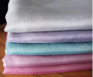 China emf protection silver conductive anti radiation fabric 50% silver wholesale