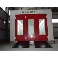 China China Infrared Car Body Small Paint Spray Booth For Sale (CE Approved) on sale